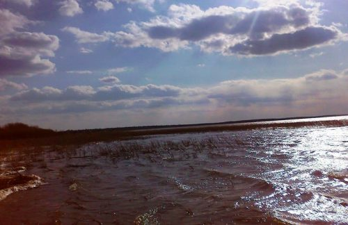 Большой Уват озеро
