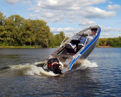 Как увеличить скорость катера или лодки