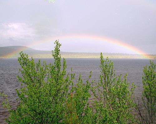 Озеро Чудзьявр
