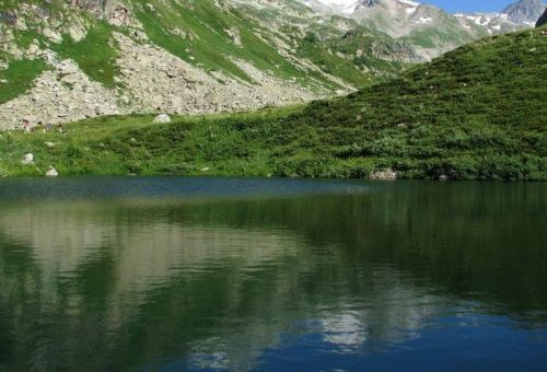 Эпчик озеро