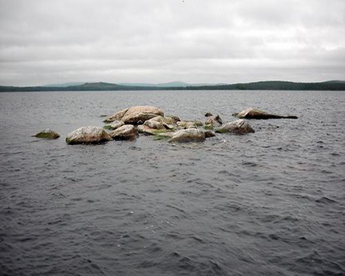 Озеро Гирвас