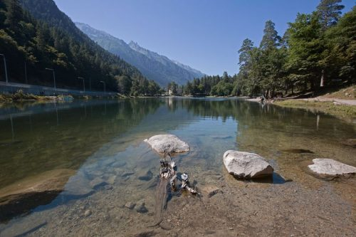 Кара-Кель озеро