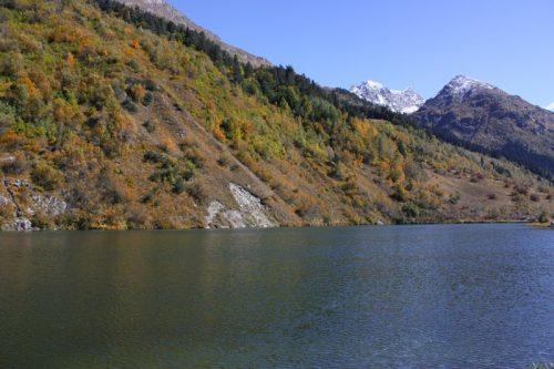 Клухорское озеро