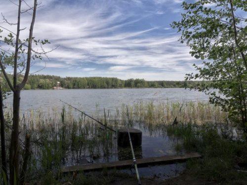 Коверти озеро