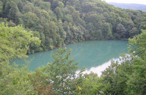 Круглое озеро
