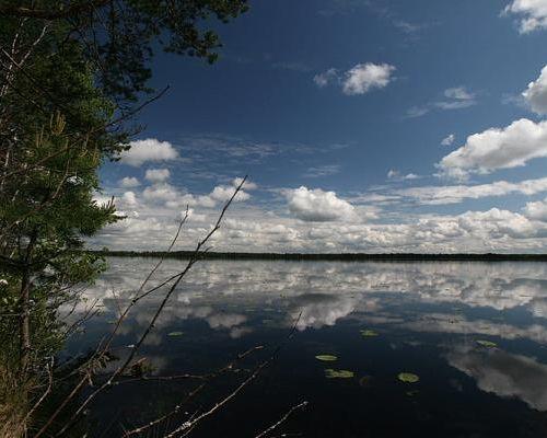 Кузнецовское озеро