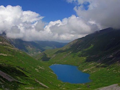Лазурное озеро