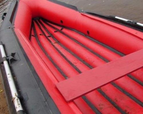 Лодка с надувным дном (отзыв)