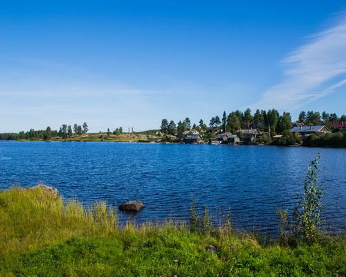 Озеро Лоймоланъярви