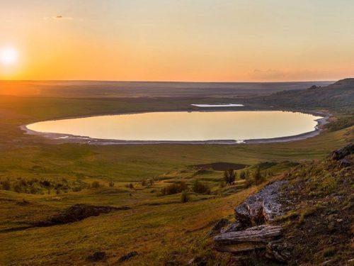 Лушниковское озеро