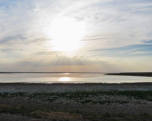 Маныч озеро