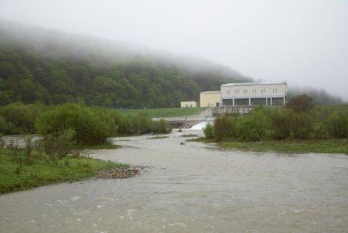 Марухское водохранилище