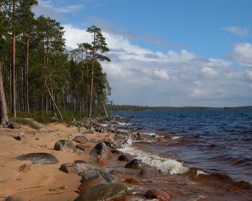 Озеро Нюк
