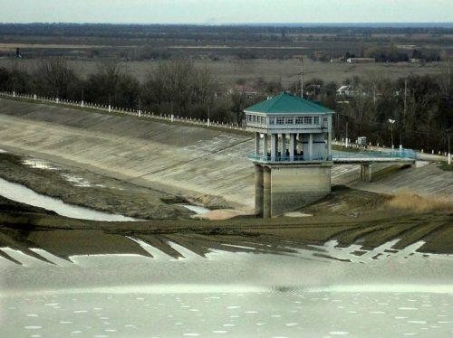 Отказненское водохранилище
