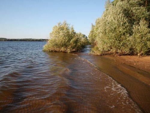 Озернинское водохранилище
