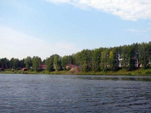 Полушинское озеро
