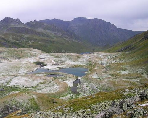 Провальное озеро