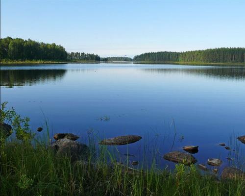 Озеро Салонъярви