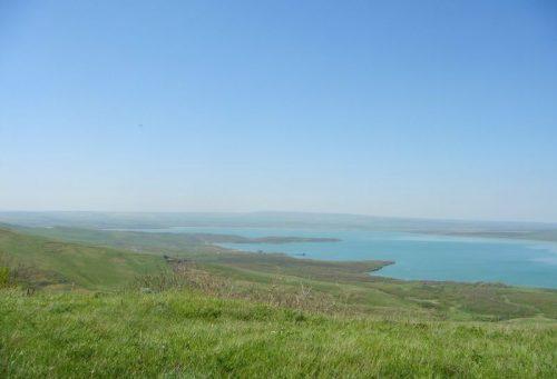 Сенгилеевское водохранилище