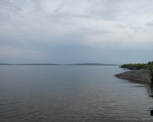 Озеро Суэльявр