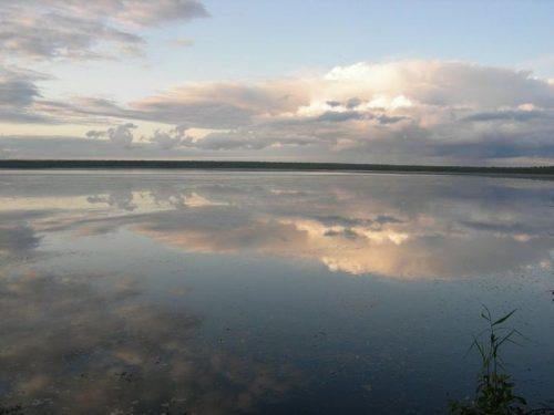 Сундукуль озеро
