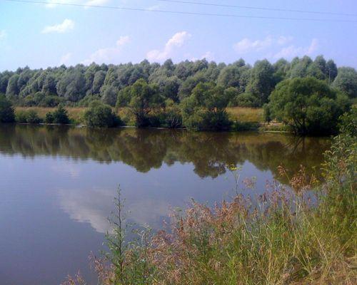 Тешиловское озеро