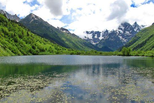 Туманлыкель озеро