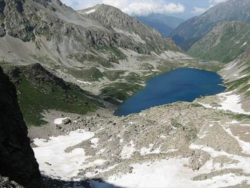 Уллу-Кёль озеро