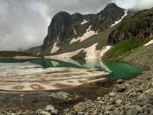 Верхнее Лазурное озеро