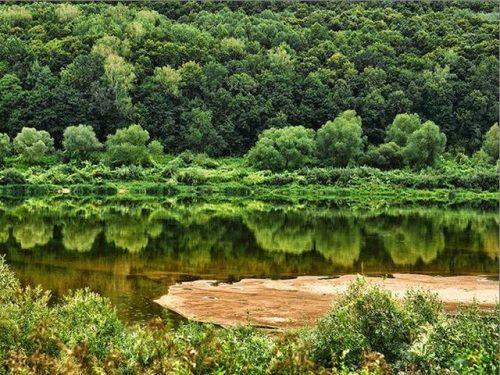 Волов Глаз озеро