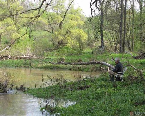 Весенняя проводка на маленьких притоках Оки
