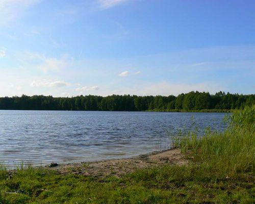 Золотая Вешка озеро