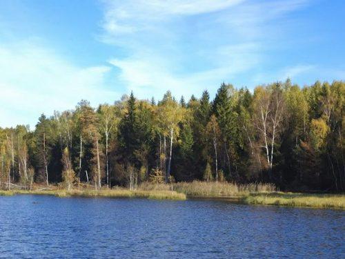 Зубовское озеро