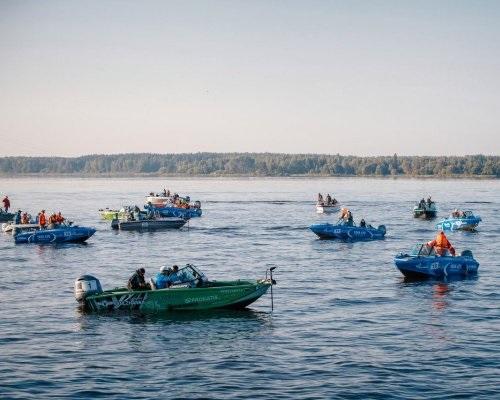 Тверскую рыбу ловили спортсмены трех континентов