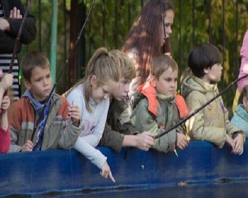 Юных волгоградцев приглашают на соревнования по рыбной ловле