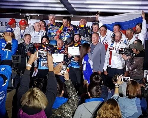 Рыболов из Сызрани взял «бронзу» Чемпионата мира по ловле спиннингом
