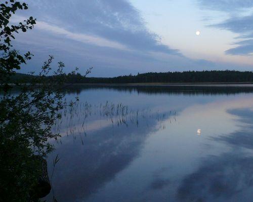 Аримбет озеро