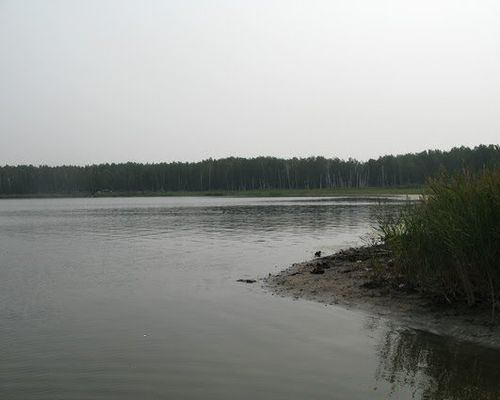Аскакуль озеро