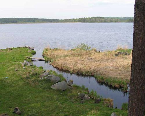 Большое Чусовское озеро