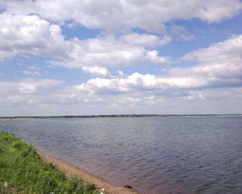 Большой Куяш озеро