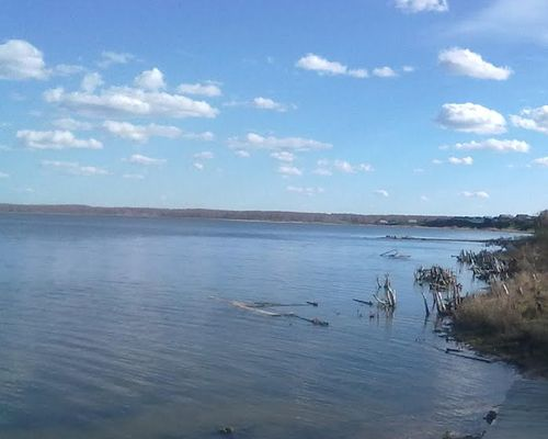 Большой Шантрапай озеро