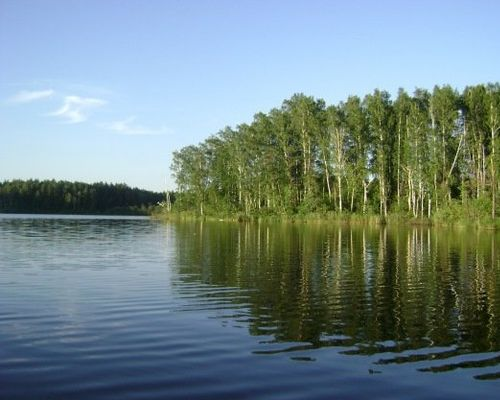 Доронькино озеро