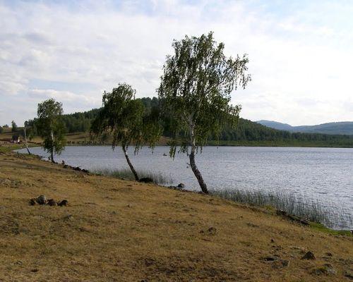 Кулдыбай озеро