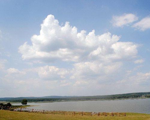 Кундравинское озеро