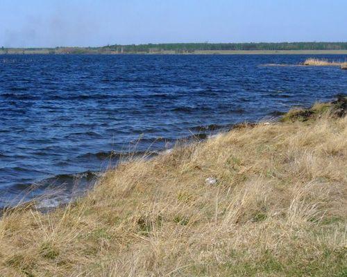 Малый Кисегач озеро