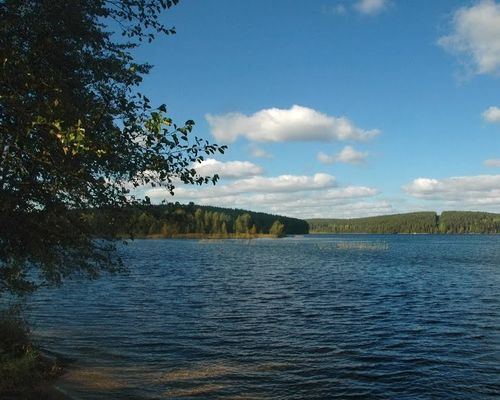 Теренкуль озеро