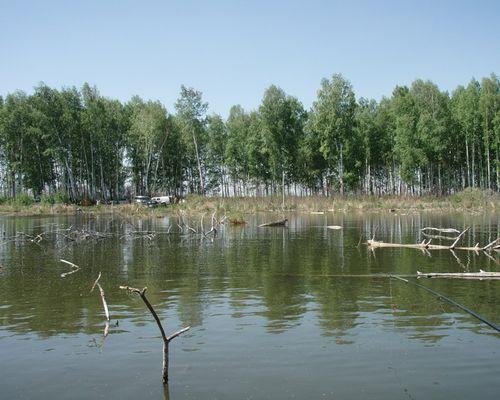 Тишки озеро
