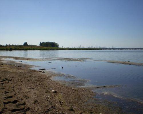 Треустан озеро