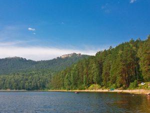 Акакуль озеро