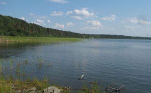 Большая Акуля озеро